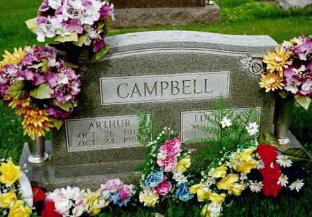 CAMPBELL, ARTHUR - Washington County, Iowa   ARTHUR CAMPBELL