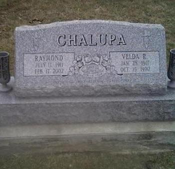 CHALUPA, RAYMOND - Washington County, Iowa | RAYMOND CHALUPA