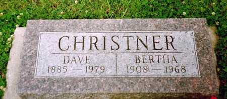 CHRISTNER, DAVE - Washington County, Iowa | DAVE CHRISTNER