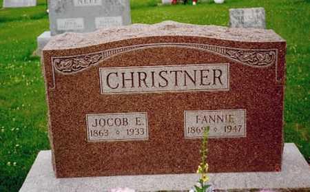 CHRISTNER, JOCOB E. - Washington County, Iowa | JOCOB E. CHRISTNER