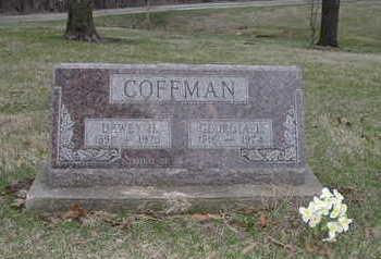 COFFMAN, GEORGIA L. - Washington County, Iowa | GEORGIA L. COFFMAN