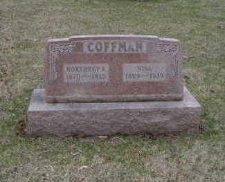 COFFMAN, NINA - Washington County, Iowa   NINA COFFMAN