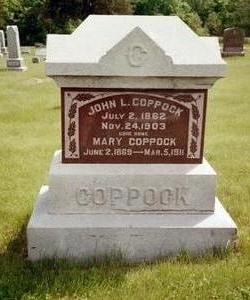COPPOCK, JOHN - Washington County, Iowa | JOHN COPPOCK
