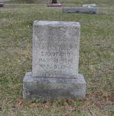 CRAWFORD, LUVETTIE M. - Washington County, Iowa | LUVETTIE M. CRAWFORD
