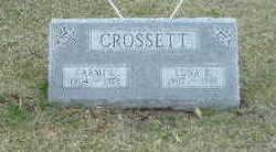 CROSSETT, EDNA B. - Washington County, Iowa | EDNA B. CROSSETT