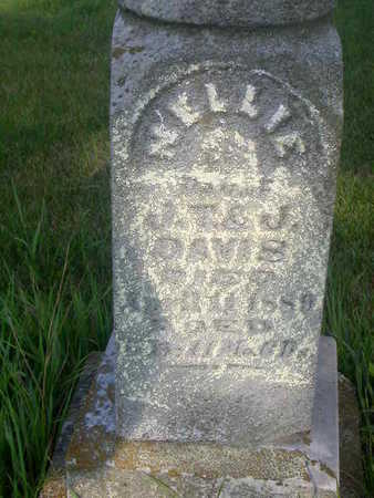 DAVIS, NELLIE - Washington County, Iowa | NELLIE DAVIS