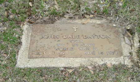 DAYTON, JOHN DALE - Washington County, Iowa | JOHN DALE DAYTON