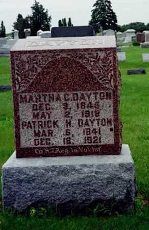 DAYTON, PATRICK M. - Washington County, Iowa | PATRICK M. DAYTON