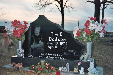 DODSON, TIM - Washington County, Iowa | TIM DODSON
