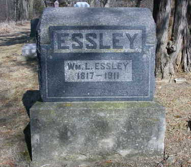 ESSLEY, WM. L. - Washington County, Iowa   WM. L. ESSLEY