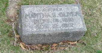 GLIDER, MARTHA E. - Washington County, Iowa | MARTHA E. GLIDER