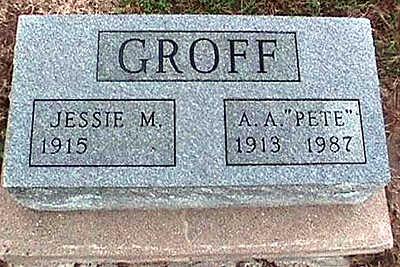 GROFF, AURA AUSTIN - Washington County, Iowa | AURA AUSTIN GROFF