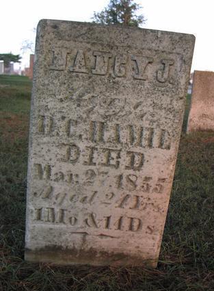 HAMIL, NANCY J. - Washington County, Iowa | NANCY J. HAMIL
