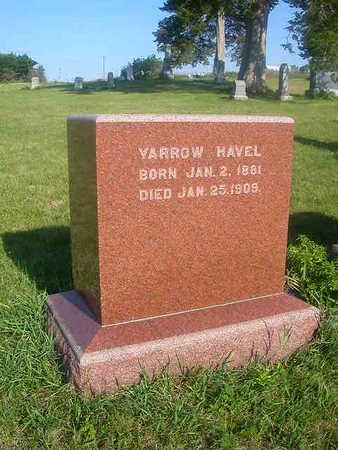 HAVEL, YARROW - Washington County, Iowa | YARROW HAVEL