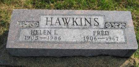 HAWKINS, HELEN I. - Washington County, Iowa | HELEN I. HAWKINS