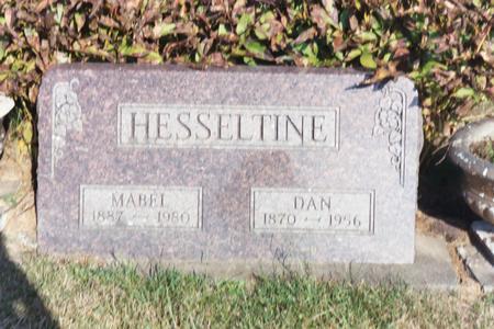 LOWE HESSELTINE, MABEL - Washington County, Iowa | MABEL LOWE HESSELTINE