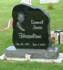 HESSELTINE, SAMUEL IRVIN - Washington County, Iowa | SAMUEL IRVIN HESSELTINE