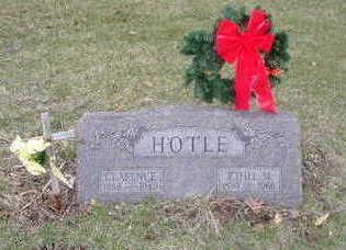 HOTLE, ETHEL M. - Washington County, Iowa   ETHEL M. HOTLE