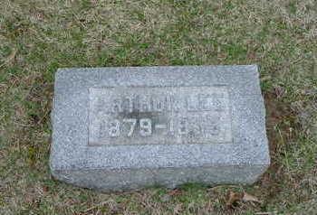 HOUGH, ARTHUR LEE - Washington County, Iowa | ARTHUR LEE HOUGH