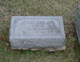 HOUGH, JESSIE PATCHIN - Washington County, Iowa | JESSIE PATCHIN HOUGH
