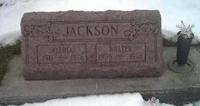 JACKSON, WALTER - Washington County, Iowa | WALTER JACKSON