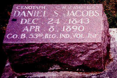JACOBS, DANIEL S. - Washington County, Iowa | DANIEL S. JACOBS