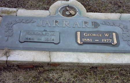 JARRARD, MARGARET - Washington County, Iowa | MARGARET JARRARD
