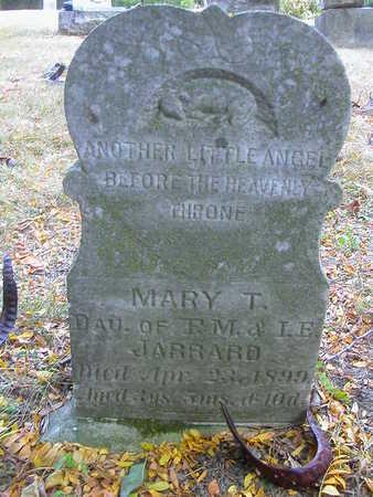 JARRARD, MARY T. - Washington County, Iowa | MARY T. JARRARD