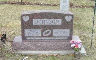 JOHNSON, PAUL F. - Washington County, Iowa | PAUL F. JOHNSON