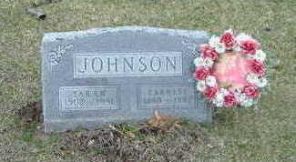 JOHNSON, EARNEST - Washington County, Iowa | EARNEST JOHNSON