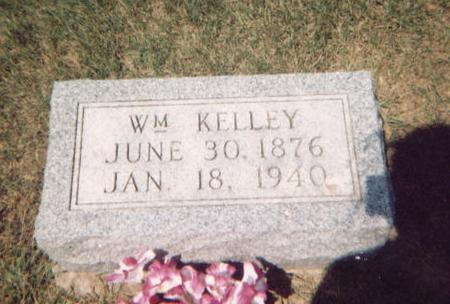KELLEY, WILLIAM - Washington County, Iowa | WILLIAM KELLEY
