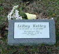 KELLY, LEROY - Washington County, Iowa | LEROY KELLY