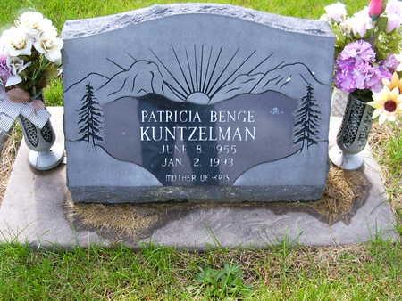 BENGE KUNTZELMAN, PATRICA - Washington County, Iowa | PATRICA BENGE KUNTZELMAN