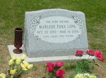 LONG, MARLENE - Washington County, Iowa | MARLENE LONG