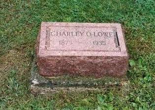 LOWE, CHARLEY O, - Washington County, Iowa   CHARLEY O, LOWE