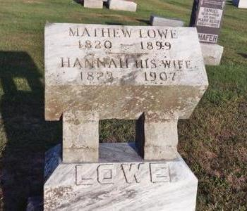 LOWE, HANNAH - Washington County, Iowa | HANNAH LOWE