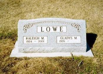 HESSELTINE LOWE, GLADYS M - Washington County, Iowa | GLADYS M HESSELTINE LOWE