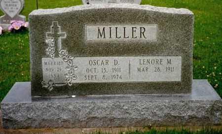 MILLER, LENORE M. - Washington County, Iowa | LENORE M. MILLER