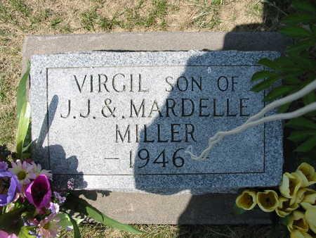 MILLER, VIRGIL - Washington County, Iowa | VIRGIL MILLER