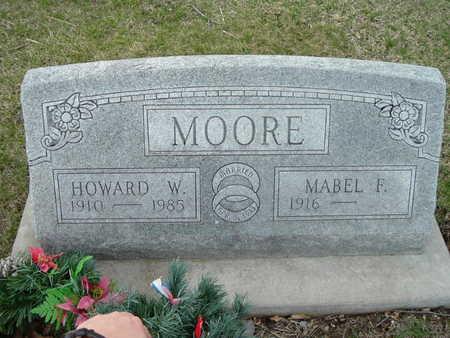 MOORE, HOWARD - Washington County, Iowa | HOWARD MOORE