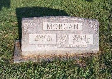 MORGAN, GILBERT T. - Washington County, Iowa | GILBERT T. MORGAN