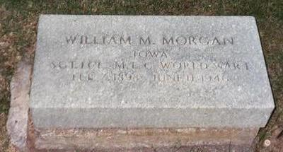 MORGAN, WILLIAM M. - Washington County, Iowa | WILLIAM M. MORGAN