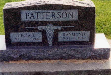 NEWMAN PATTERSON, CELIA I. - Washington County, Iowa | CELIA I. NEWMAN PATTERSON