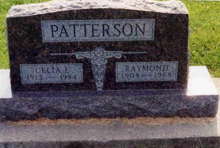 PATTERSON, RAYMOND - Washington County, Iowa | RAYMOND PATTERSON