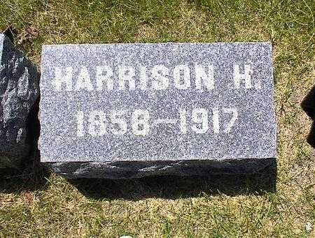 RATHMELL, HARRISON H. - Washington County, Iowa   HARRISON H. RATHMELL