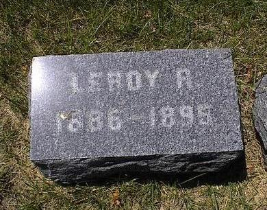 RATHMELL, LEROY R. - Washington County, Iowa | LEROY R. RATHMELL