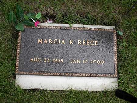 MILLER REECE, MARCIA K. - Washington County, Iowa | MARCIA K. MILLER REECE