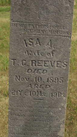 REEVES, ISA A - Washington County, Iowa | ISA A REEVES