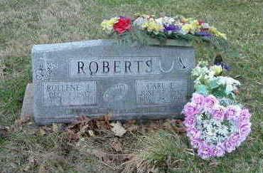 ROBERTS, CARL E. - Washington County, Iowa | CARL E. ROBERTS