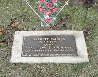 SANGER, EVERETT - Washington County, Iowa | EVERETT SANGER